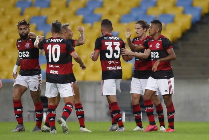 Flamengo pode ser campeão do Carioca antes da volta do público aos estádios