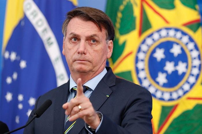 Bolsonaro diz que Senado deve aprovar nova CNH