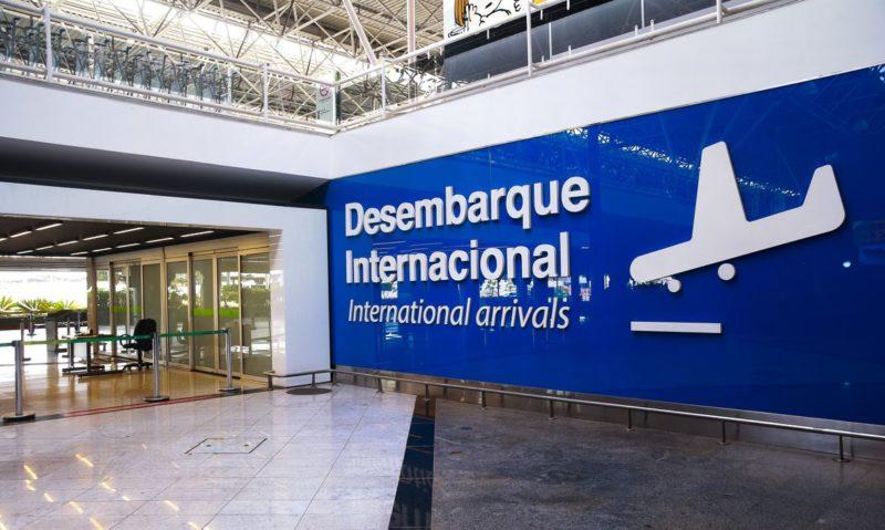 Aeroporto de Manaus na lista dos proibidos de receber estrangeiros