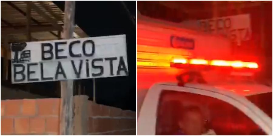 Ajudante de pedreiro é morto a tiros em beco no Campo Sales