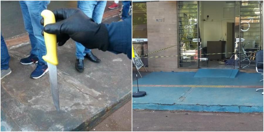Funcionário mata chefe que o obrigou a usar máscara