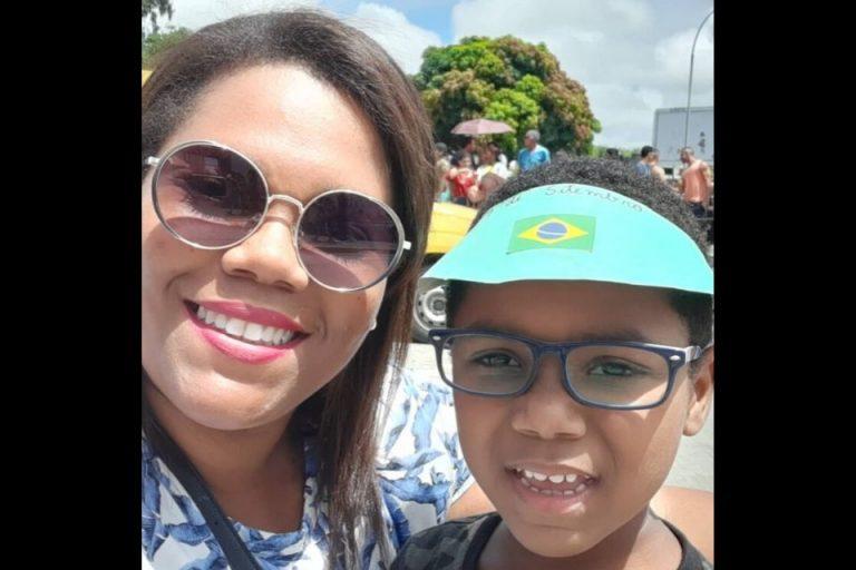 Mirtes Renata, mãe de Miguel denuncia vaquinha falsa pedindo dinheiro em nome dela