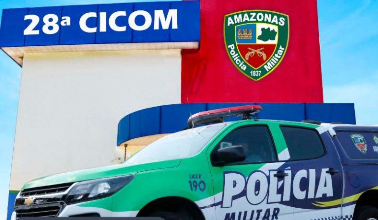 Homem descumpre medida protetiva e volta a agredir a ex-parceira, em Manaus