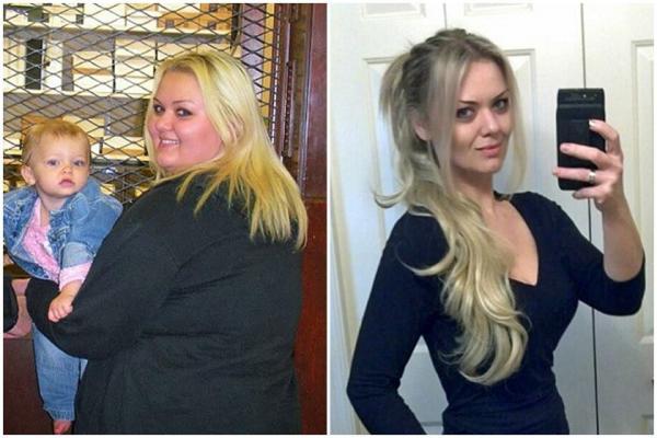 Mulher perde 63,5 kg e se vinga de ex-namorado que a humilhava
