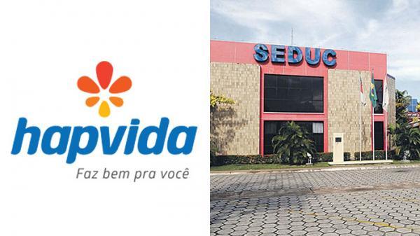 SEDUC/AM paga R$ 41 milhões para Hapvida cuidar de seus servidores; veja o contrato