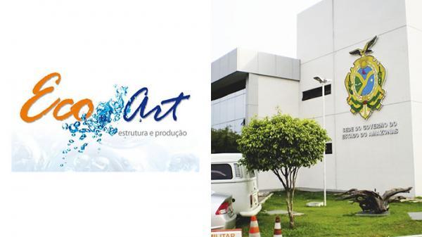 Governo do AM pagou R$ 7 milhões à EcoArt durante os jogos olímpicos; veja o contrato