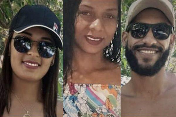 Mulher morre e dois homens estão desaparecidos após barco afundar