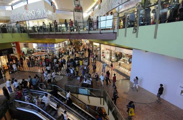 Shoppings estendem horário de funcionamento a partir de 16 de dezembro