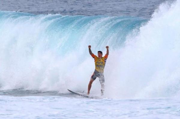 Brasil terá nove surfistas na elite mundial em 2017