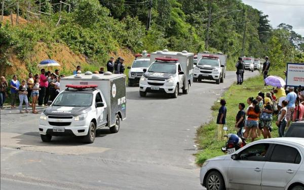 Peritos alertaram em janeiro de 2016 para risco de rebeliões nos presídios de Manaus
