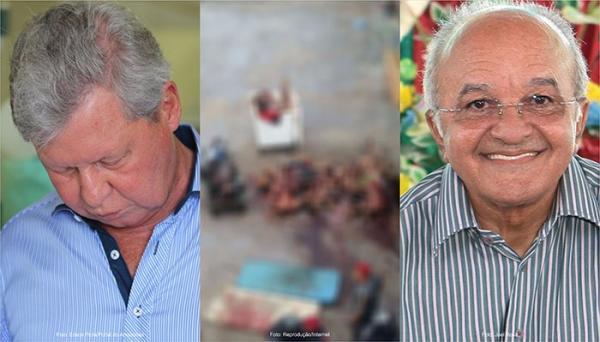 Imagem positiva de Manaus construída por Artur foi destruída por Melo em menos de 48 horas