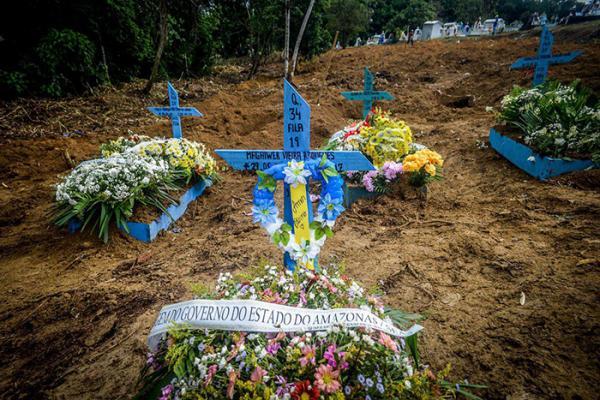 Melo manda coroas de flores para as famílias dos presos mortos no Compaj