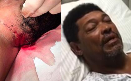 Pastor Valdemiro é atacado na igreja e leva facadas no pescoço