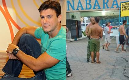 Leonardo Vieira vai a delegacia após ataque homofóbico na web