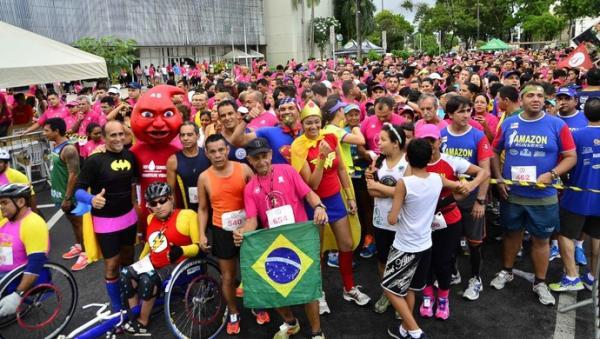 Em homenagem ao dia da mulher, Manaus sedia corrida de rua em março
