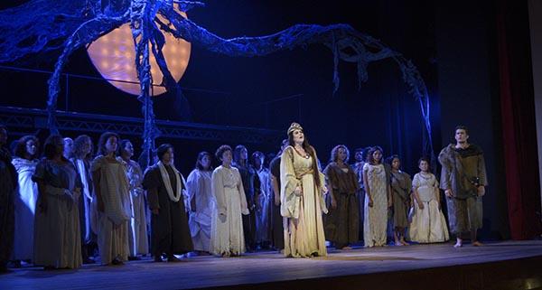 XIX Festival Amazonas de Ópera: obra Médée, na versão Manaus, com Corpo de Dança, Coral e Filarmônica do Amazonas