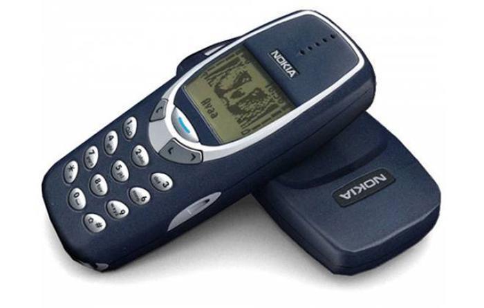 Nokia pretende relançar o 3310
