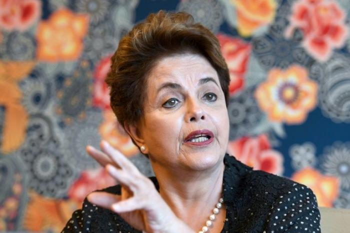 Dilma Rousseff: 'Não descarto uma candidatura a senadora ou deputada'