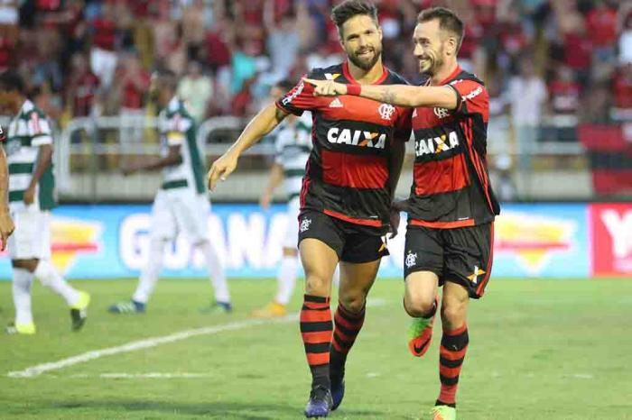 Flamengo goleia o Madureira por 4 a 0 e pega Vasco na semifinal da Taça Guanabara
