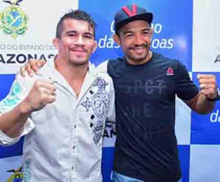 Amigos do José Aldo x Amigos do Ronys Torres farão jogo beneficente no dia 4 de março