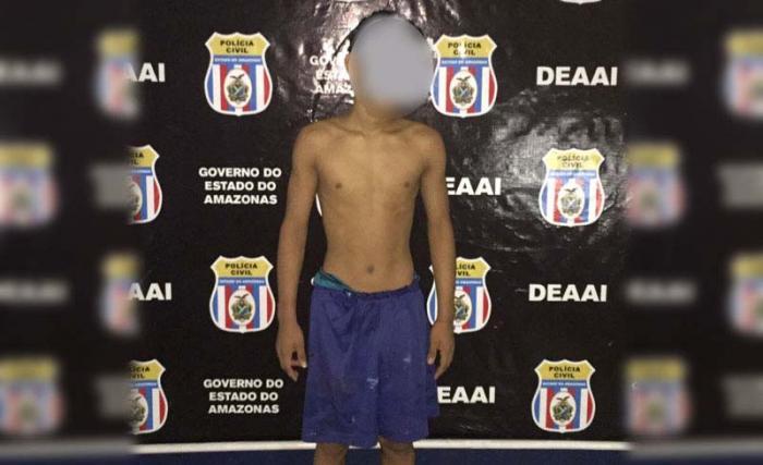 Adolescente desfere 8 facadas em mulher em tentativa de roubo na Zona Norte