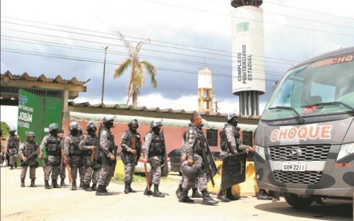 Polícia Militar do Amazonas só tem 65% da tropa necessária