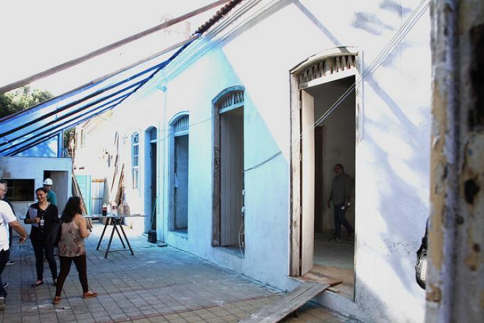 Prefeitura dá início à reforma de casas que carregam história do período colonial de Manaus