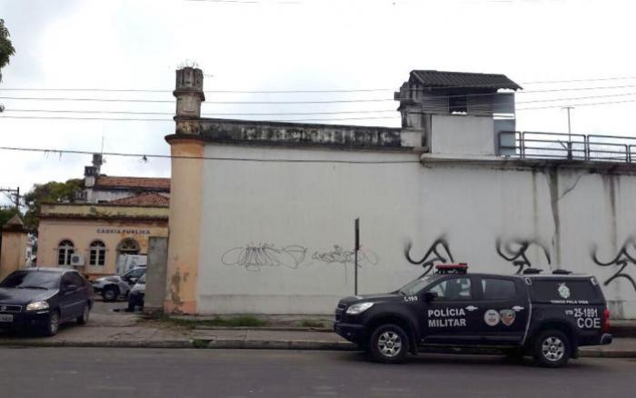 Seap divulga lista dos presos que fugiram da Vidal neste domingo