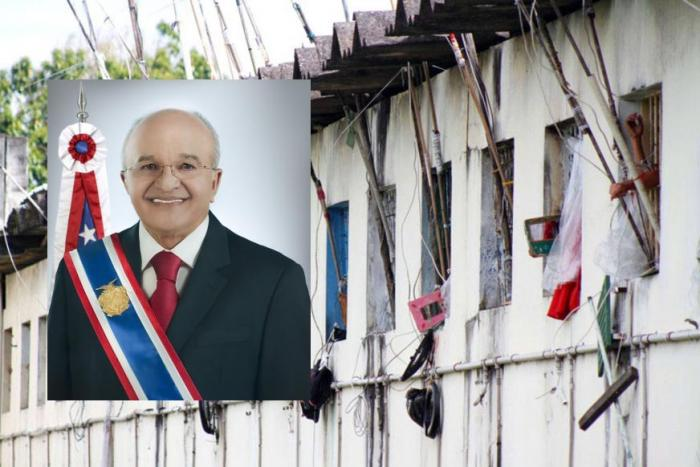 Governo Melo pede à Justiça a soltura de mais de 500 presos