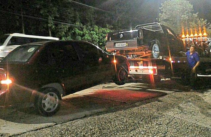 Operação apreende 28 veículos em Manaus e autua dois pela Lei Seca