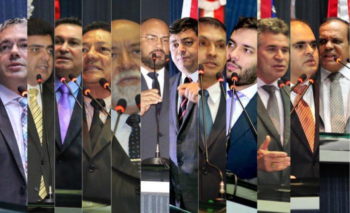 Conheça os 12 deputados que votaram a favor do aumento da alíquota do ICMS