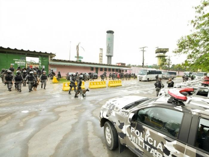 Três meses após massacre, 98 presidiários seguem foragidos em Manaus