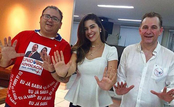 Presidente da OAB/AM declara torcida para Vivian Amorim