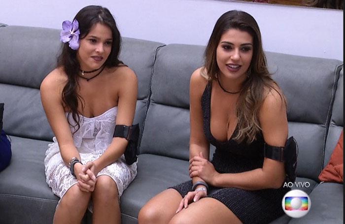 BBB favorece Emilly e detona Vivian de maneira constrangedora