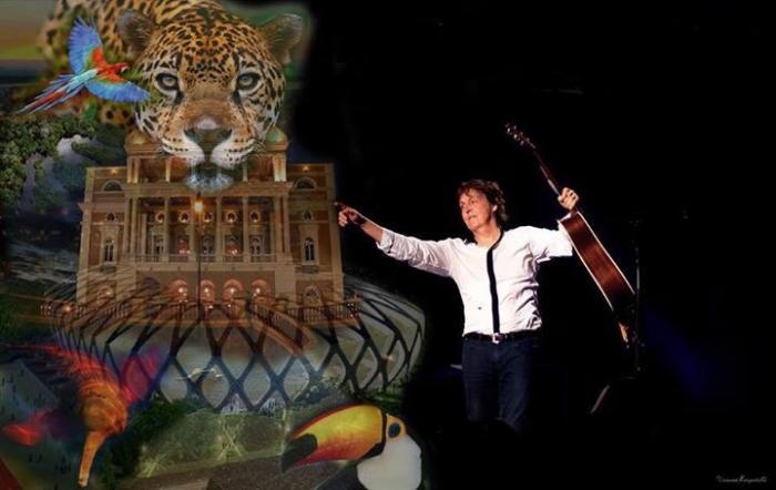 Paul McCartney fará show em Manaus, afirma Blog local