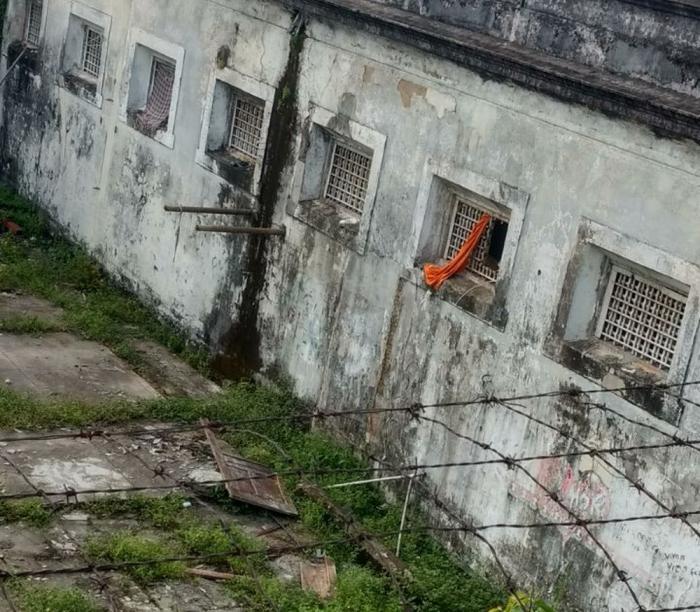Grupo de detentos consegue fugir da Cadeia Raimundo Vidal Pessoa