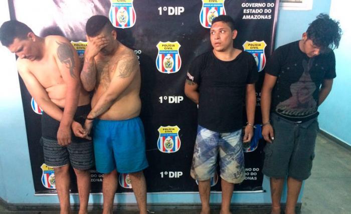 """""""Saímos para matar os FDN"""" afirmam detentos do PCC que fugiram da Vidal"""