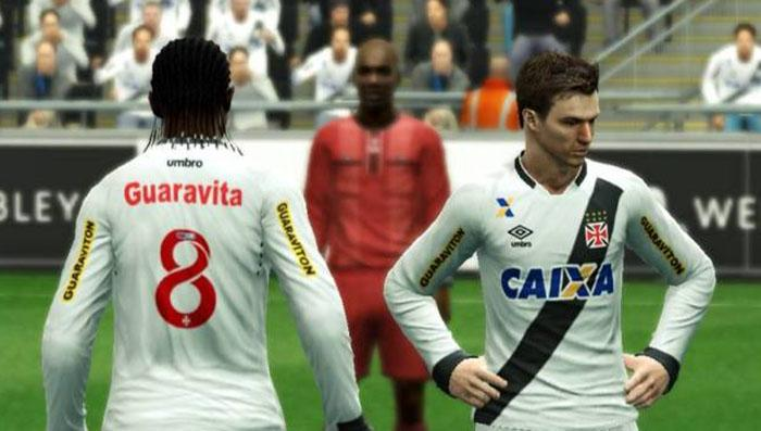 Konami exclui Vasco de ''Pro Evolution Soccer 2017''