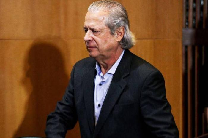 2ª Turma do STF decide tirar José Dirceu da cadeia