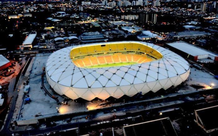 MP apura denúncias de irregularidades em contratos de aluguel da Arena da Amazônia