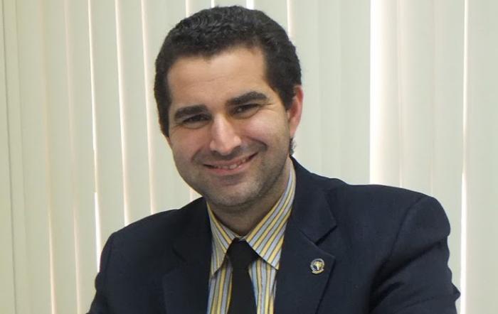 David Almeida exonera delegado Aufiero do cargo de secretário extraordinário