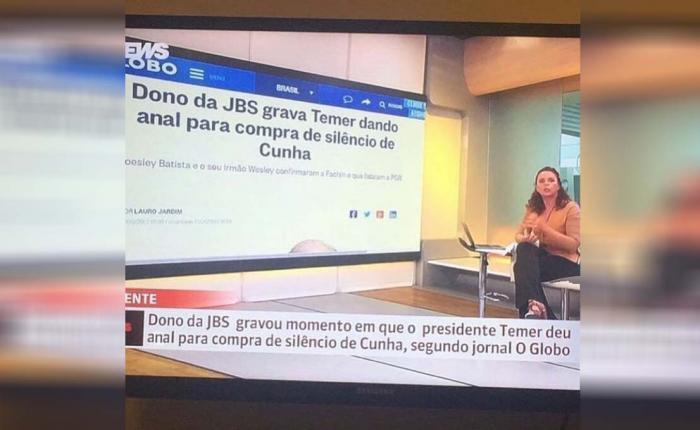Suposto erro em título de reportagem do site do Jornal O Globo viraliza na web