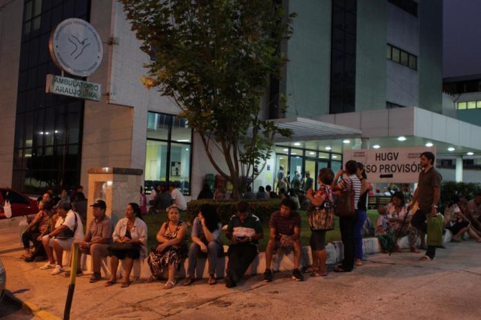 Denúncias para o MP mostram que José Melo deixou saúde no 'caos'