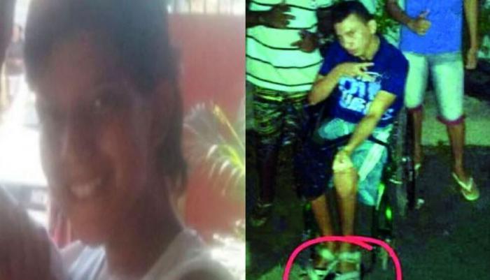 Corpos encontrados esquartejados são de menina de 13 anos e de cadeirante do PCC