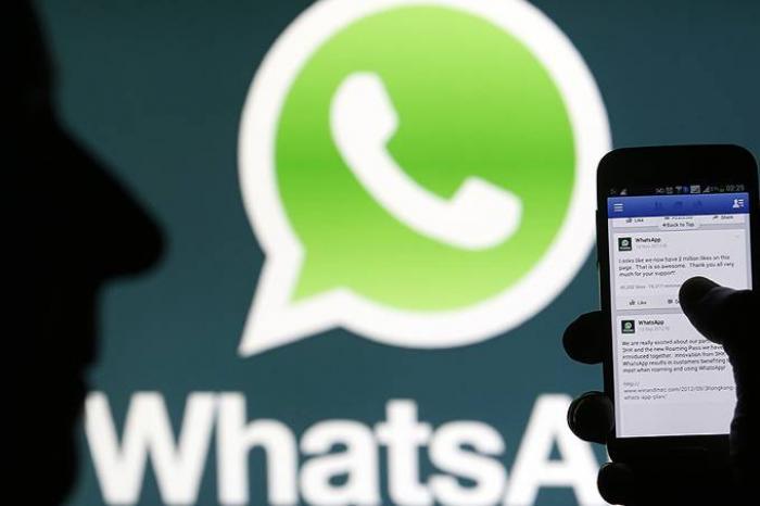 WhatsApp é utilizado por mais de 1 bilhão de pessoas no mundo (Dado Ruvic/Reuters)