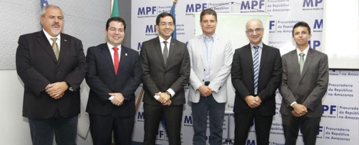 Prefeitura faz parceria com Ministério Público Federal para o Centro de Mídia Digital
