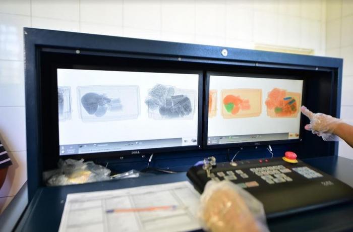 Seis meses após massacre, penitenciárias do Amazonas recebem raio-x