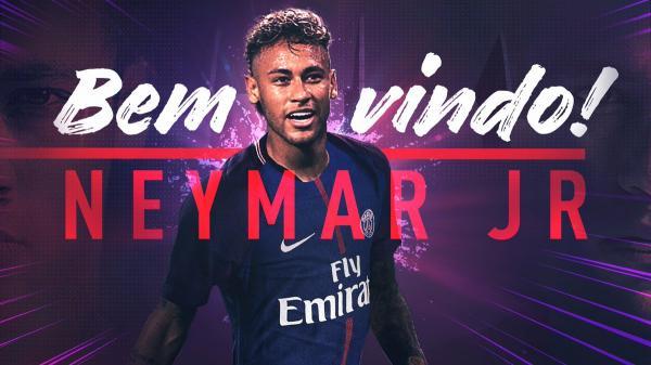 PSG anuncia Neymar e atleta vira o mais caro da história