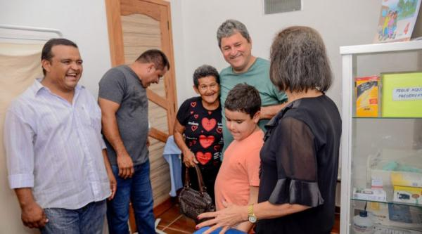 Prefeitura de Presidente Figueiredo inaugura UBS na comunidade Maroaga