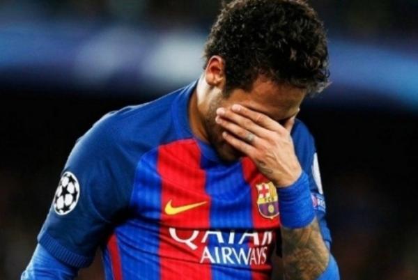 Torcida do Barça canta 'morra, Neymar' em amistoso contra a Chape